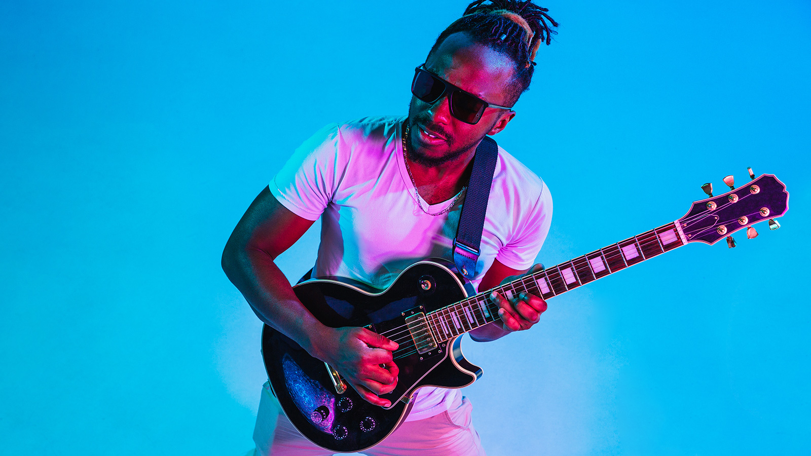 man-guitar