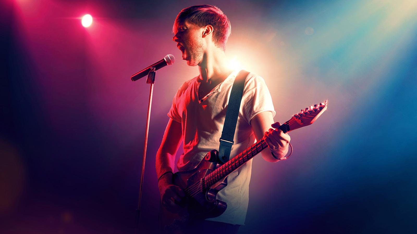singer-guitar